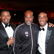 Chris Spencer BET Presents The 51st NAACP Image Awards - Show