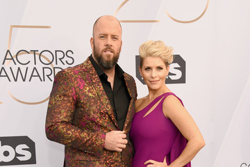 Chris Sullivan 25th Annual Screen Actors Guild Awards - Arrivals