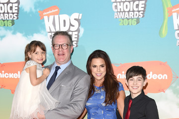Chris Tallman Nickelodeon's 2016 Kids' Choice Awards - Arrivals