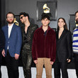 Chris Tomson 62nd Annual GRAMMY Awards - Arrivals