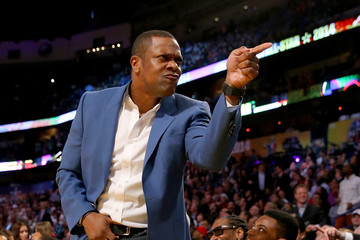 Chris Tucker NBA All-Star Game 2014