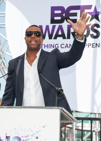 3f1a487fedcb Chris Tucker Photos Photos - Celebs at the BET Awards Press ...