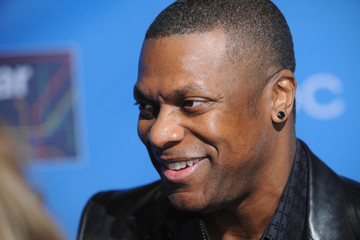 Chris Tucker Celebrities Attend The 64th NBA All-Star Game 2015