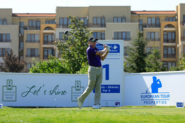 Chris Williams European Tour Properties Senior Classic - Day One