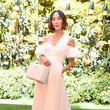 Chriselle Lim 10th Annual Veuve Clicquot Polo Classic Los Angeles