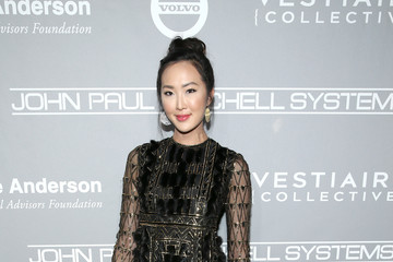 Chriselle Lim Fifth Annual Baby2Baby Gala, Presented by John Paul Mitchell Systems - Red Carpet