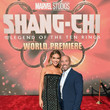 Chrishell Stause Shang-Chi And The Legend Of The Ten Rings World Premiere