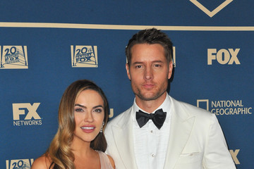 Chrishell Stause FOX, FX And Hulu 2019 Golden Globe Awards After Party - Arrivals