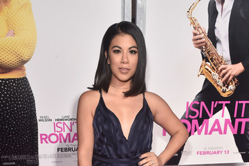 Chrissie Fit Premiere Of Warner Bros. Pictures' 'Isn't It Romantic' - Red Carpet
