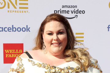 Chrissy Metz 50th NAACP Image Awards - Red Carpet
