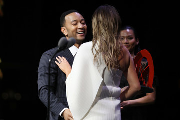 Chrissy Teigen 2018 Glamour Women Of The Year Awards: Women Rise - Show