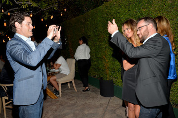 Chrissy Teigen Samsung Celebrates The New Galaxy S6 edge+ And Galaxy Note5 in Los Angeles