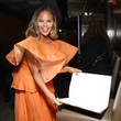 Chrissy Teigen 62nd Annual GRAMMY Awards - GRAMMY Charities Signings Day 4