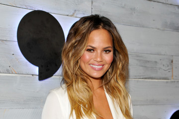 Chrissy Teigen VIP Sneak Peek of go90 Social Entertainment Platform - Red Carpet