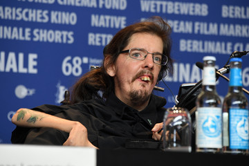 Christian Bayerlein 'Touch Me Not' Press Conference - 68th Berlinale International Film Festival