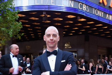 Christian Borle 2017 Tony Awards - Red Carpet