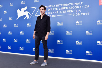 Christian Camargo Wormwood Photocall - 74th Venice Film Festival