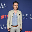 Christian Campbell Netflix Hosts the New York Premiere of 'Our Souls at Night' - Arrivals