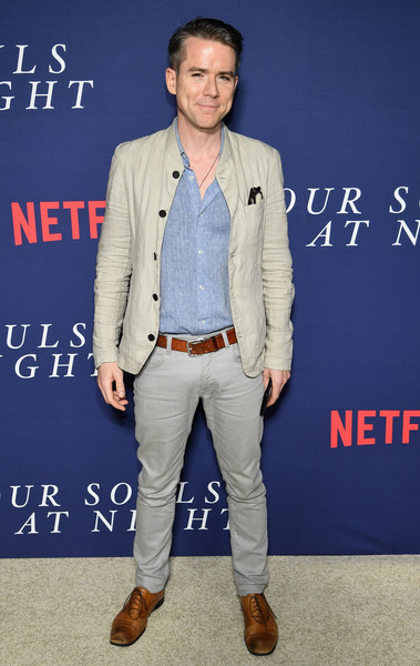 Netflix Hosts the New York Premiere of 'Our Souls at Night' - Arrivals