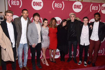 Christian Collins The ONE Campaign and (RED) Mark World AIDS Day and Celebrate 10 Years of Progress with a Concert at Carnegie Hall in New York
