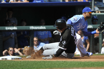 Christian Colon Chicago White Sox v Kansas City Royals