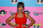Monique Coleman attends Christian Cowan x The Powerpuff Girls at City Market Social House on March 08, 2019 in Los Angeles, California.