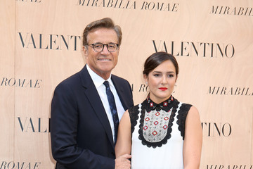 Christian De Sica Valentino  - Arrivals - AltaRoma AltaModa Fashion Week Fall/Winter 2015/16