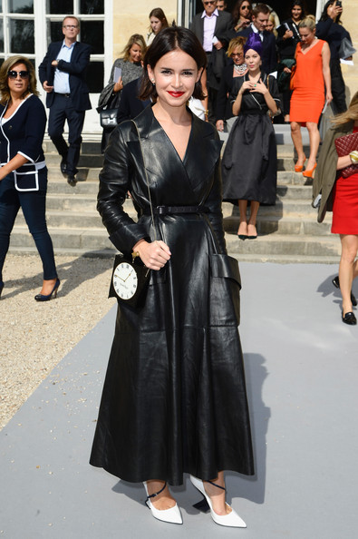 PFW: Arrivals at Christian Dior - 1 of 4
