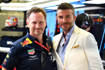 Christian Horner Entertainment Pictures Of The Week - April 1