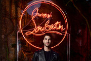 Darren Criss attends the Loubicircus Party by Christian Louboutin at Musee des Arts Forains as part of Paris Fashion Week on June 19, 2019 in Paris, France.