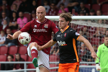 Christian Ribeiro Northampton Town v Exeter City - Sky Bet League Two