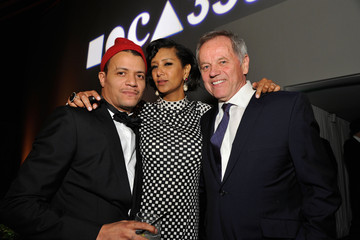 Christian Rosa MOCA's 35th Anniversary Gala Presented By Louis Vuitton At The Geffen Contemporary At MOCA - Inside