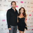 Christian Rovsek Arrivals at OK Magazine's So Sexy L.A. Event