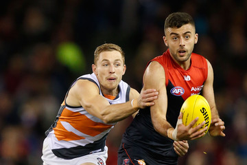 Christian Salem AFL Rd 23 - Melbourne v GWS