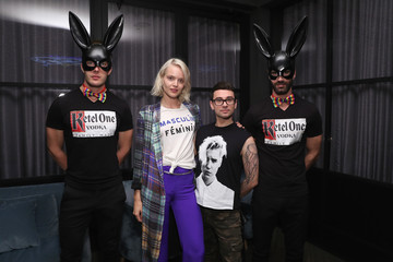 Christian Siriano Ketel One Family-Made Vodka, Longstanding LGBTQ Ally, And Erika Jayne Celebrate New York City Pride At The Blond