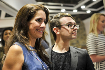 Christian Siriano Rent the Runway Celebrates DC Store Opening
