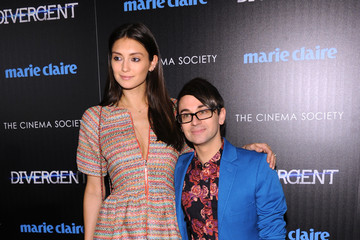 Christian Siriano 'Divergent' Screening in NYC