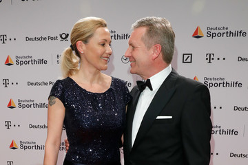 Christian Wulff Ball Des Sports - German Sports Gala 2017