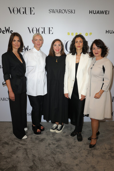 """Celebrate 40 years – Best of Vogue Salon"" - Berlin Fashion Week Spring/Summer 2020"