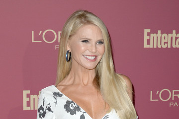 Christie Brinkley Entertainment Weekly And L'Oreal Paris Hosts The 2019 Pre-Emmy Party - Arrivals