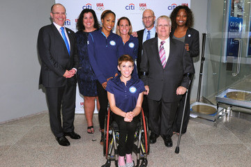 Christie Rampone Citi's Every Step of the Way Culmination Event
