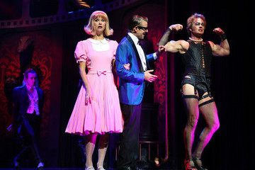 Christie Whelan Browne 'Rocky Horror Show' Media Call
