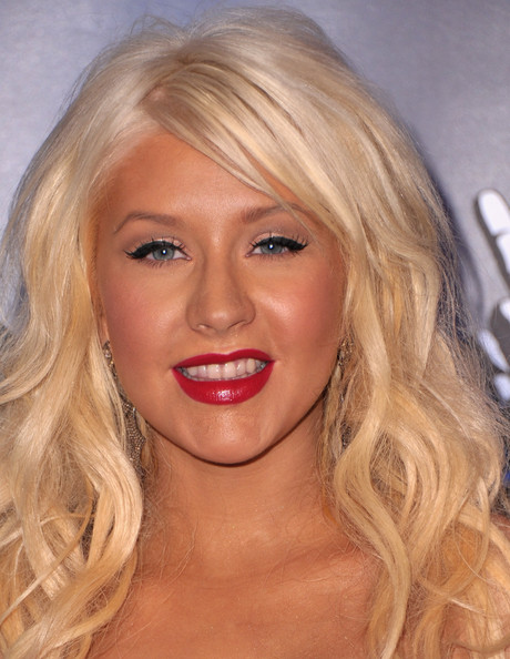 christina aguilera the voice. Christina Aguilera Singer