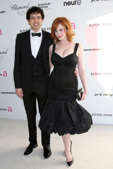 Geoffrey Arend th Annual Elton John AIDS