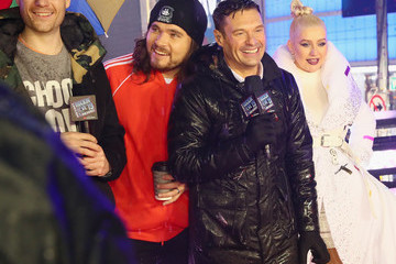Christina Aguilera Dick Clark's New Year's Rockin' Eve With Ryan Seacrest 2019