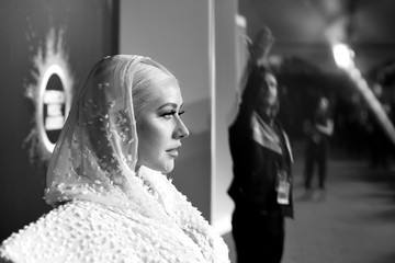 Christina Aguilera 2019 American Music Awards - Creative Perspective