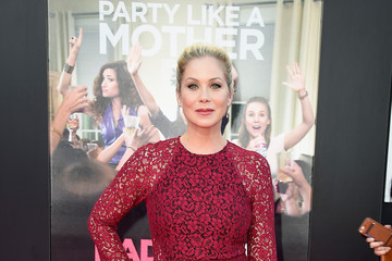 Christina Applegate Premiere of STX Entertainment's 'Bad Moms' - Arrivals