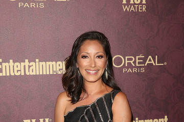 Christina Chang FIJI Water At Entertainment Weekly Pre-Emmy Party