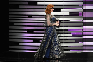 Christina Hendricks 21st CDGA (Costume Designers Guild Awards) - Show And Audience