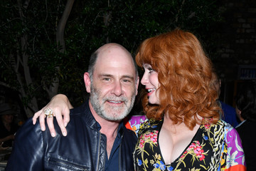 Christina Hendricks Matthew Weiner Premiere Of Roadside Attraction's 'American Woman' - After Party